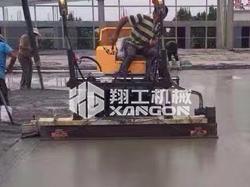 河南zheng州的li先生对xiang工的激光整平机非常man意!